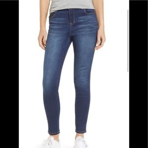 1822 high waisted skinny jeans from Nordstrom